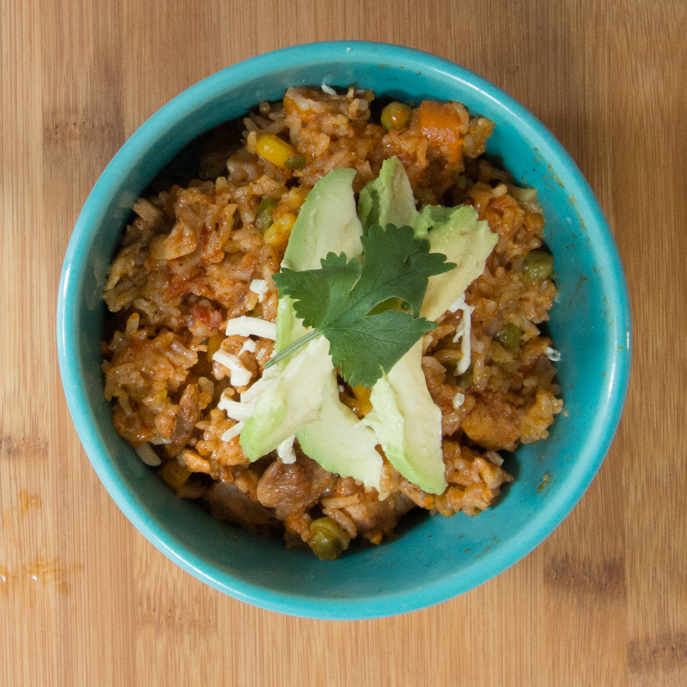Easy and Fast Instant Pot Chicken Burrito Bowls